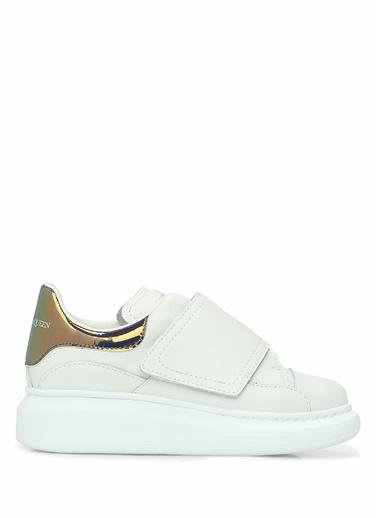 Alexander McQueen Alexander McQueen Oversized   Kız Çocuk Sneaker 101591677 Beyaz